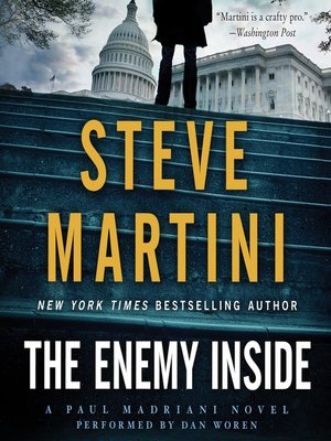 cover image of The Enemy Inside