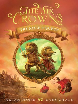 cover image of Trundle's Quest