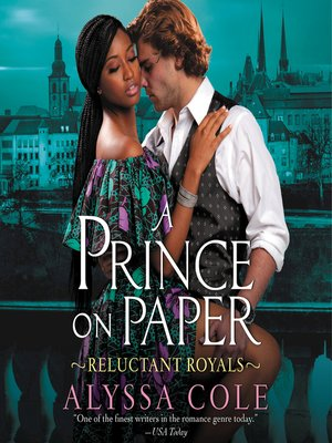 Cover image for A Prince on Paper