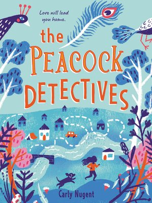 cover image of The Peacock Detectives