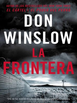 cover image of The Border / La Frontera