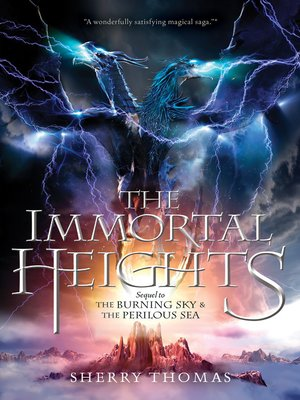 cover image of The Immortal Heights