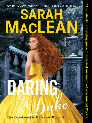 cover image of Daring and the Duke