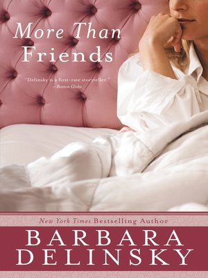 cover image of More Than Friends