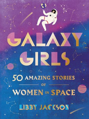 cover image of Galaxy Girls