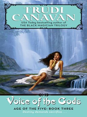 cover image of Voice of the Gods