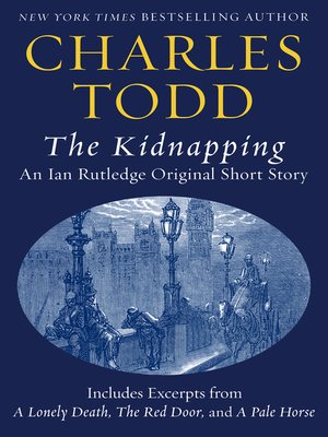 cover image of The Kidnapping