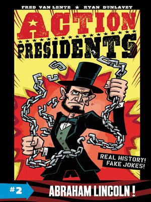cover image of Action Presidents #2