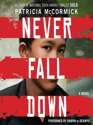 cover image of Never Fall Down