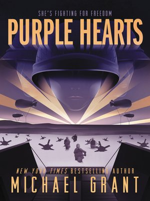 cover image of Purple Hearts