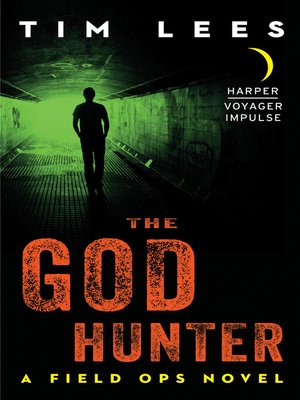 cover image of The God Hunter