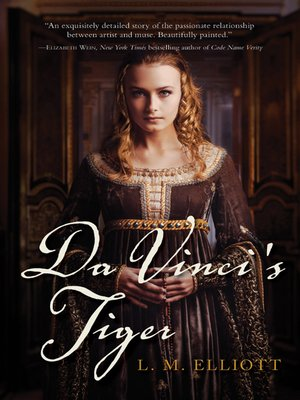 cover image of Da Vinci's Tiger