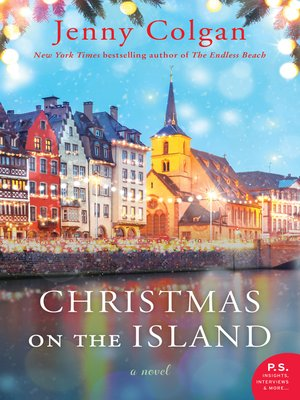 cover image of Christmas on the Island