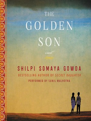 cover image of The Golden Son
