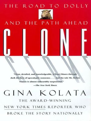 cover image of Clone