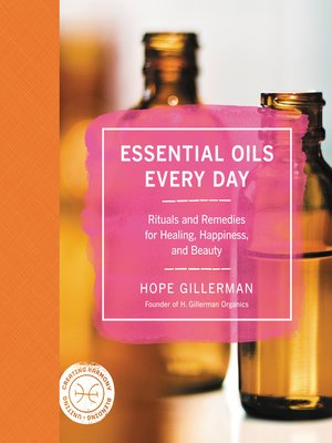 cover image of Essential Oils Every Day