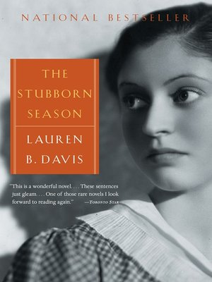 cover image of The Stubborn Season