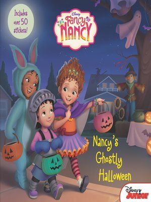 cover image of Nancy's Ghostly Halloween