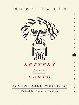 cover image of Letters from the Earth