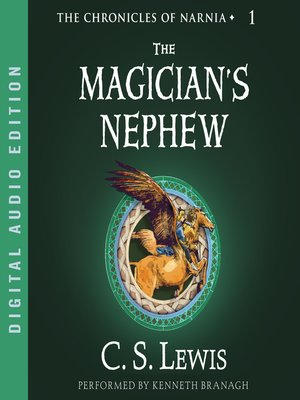 cover image of The Magician's Nephew