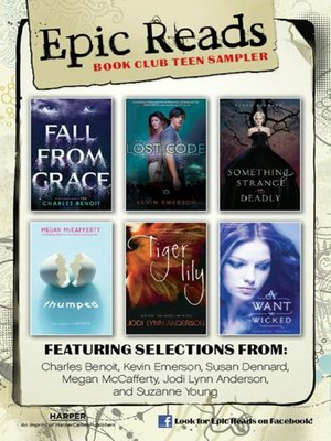 cover image of Epic Reads Book Club Sampler