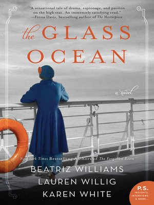cover image of The Glass Ocean