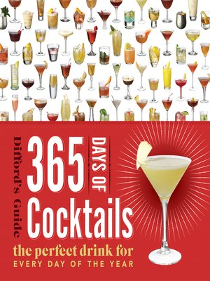 cover image of 365 Days of Cocktails