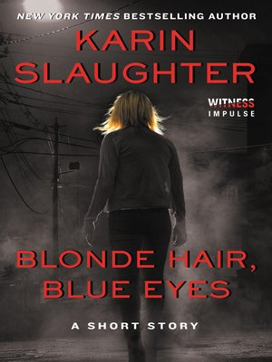 cover image of Blonde Hair, Blue Eyes