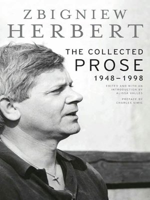 cover image of The Collected Prose