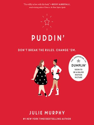 cover image of Puddin'