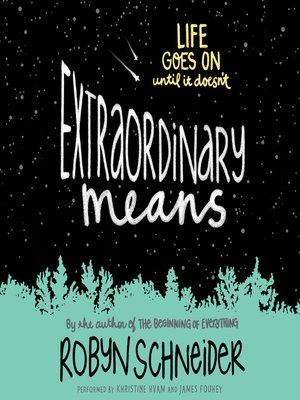 cover image of Extraordinary Means