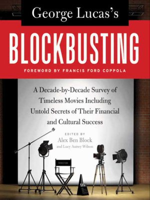 cover image of George Lucas's Blockbusting