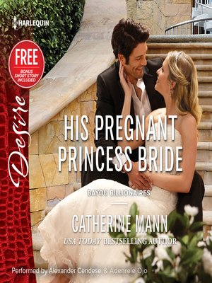 cover image of His Pregnant Princess Bride