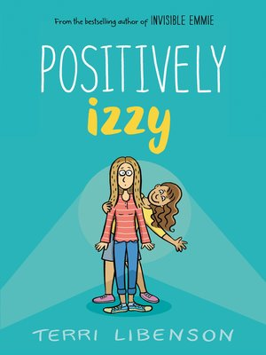 cover image of Positively Izzy