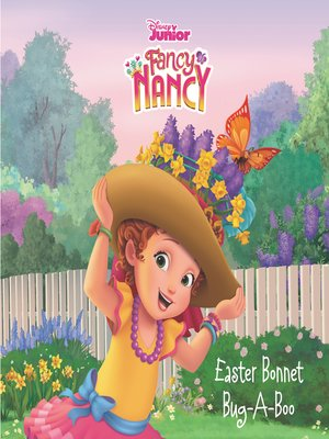 cover image of Easter Bonnet Bug-A-Boo