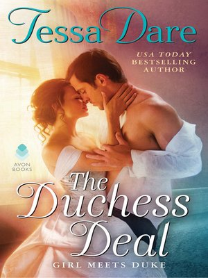 cover image of The Duchess Deal