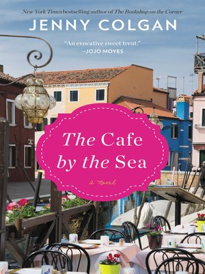 cover image of The Cafe by the Sea