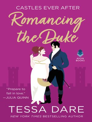cover image of Romancing the Duke