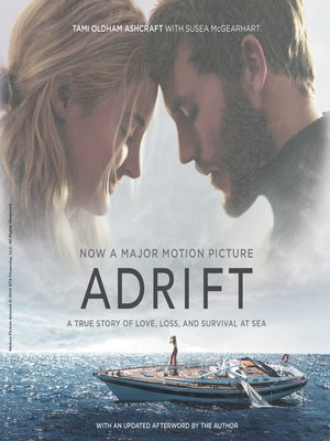 cover image of Adrift [Movie tie-in]
