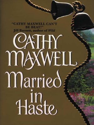 cover image of Married in Haste
