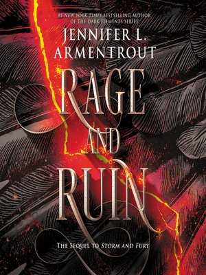 cover image of Rage and Ruin