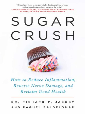 cover image of Sugar Crush