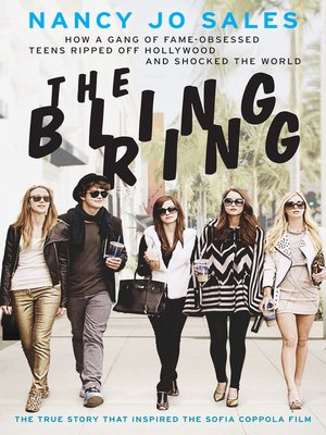 cover image of The Bling Ring