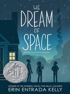 cover image of We Dream of Space