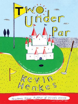 cover image of Two Under Par