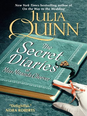 cover image of Secret Diaries of Miss Miranda Cheever