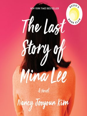 cover image of The Last Story of Mina Lee