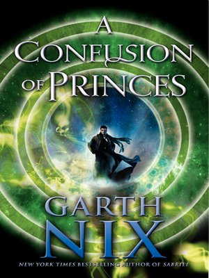 cover image of A Confusion of Princes