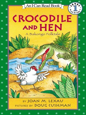 cover image of Crocodile and Hen