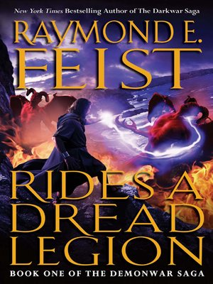 cover image of Rides a Dread Legion